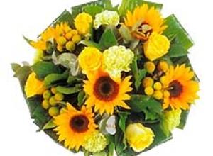 Bouquet Zodiacale Leone