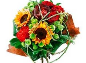 Bouquet zodiacale Ariete