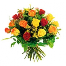 Sagittarius zodiac bouquet