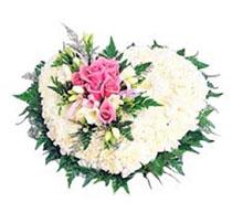 Cuore di fiori piccolo