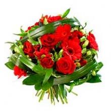 Scorpio zodiac bouquet