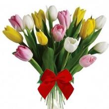 Bouquet tulipani misto