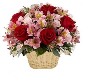 Aliflora Basket Love