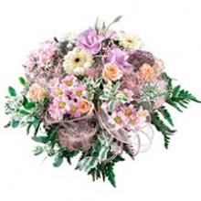 Virgin zodiac bouquet