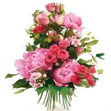 Bouquet mixed flowers