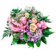 Aquarius zodiac bouquet