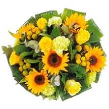 Leo zodiac bouquet